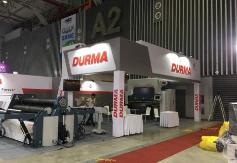 HAKUTA.,JSC chính thức phân phối sản phẩm của DURMA – Thổ Nhĩ Kỳ
