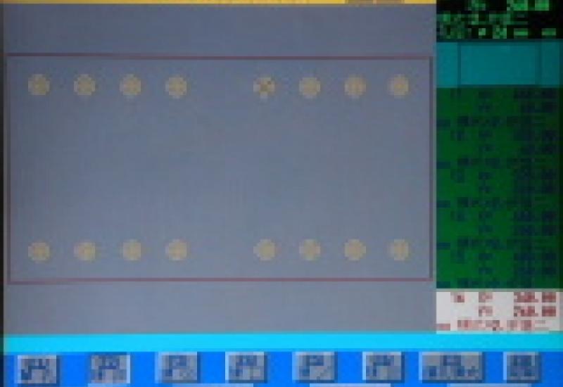 Máy khoan mặt bích, thép tấm CNC DAMA