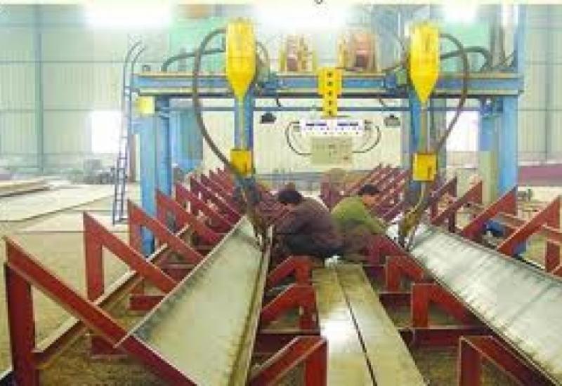 Máy hàn cổng 2 mỏ