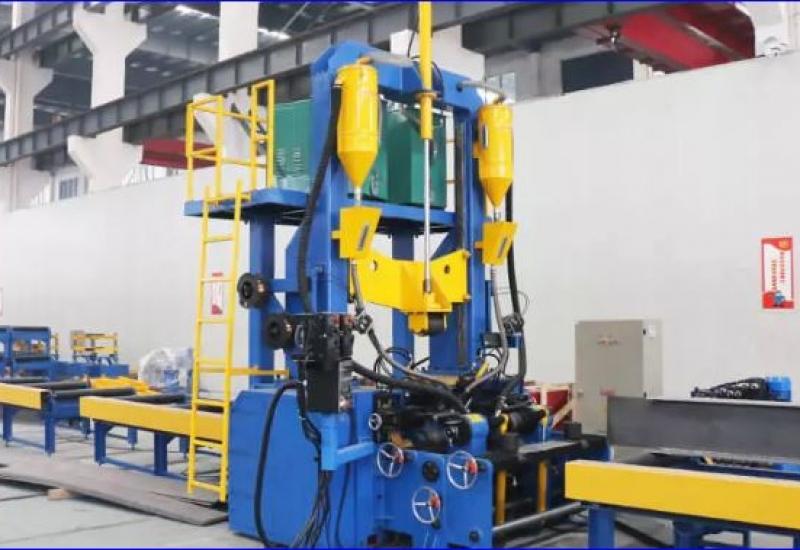 Máy Gá hàn nắn kết hợp 3 chức năng trong 1 máy