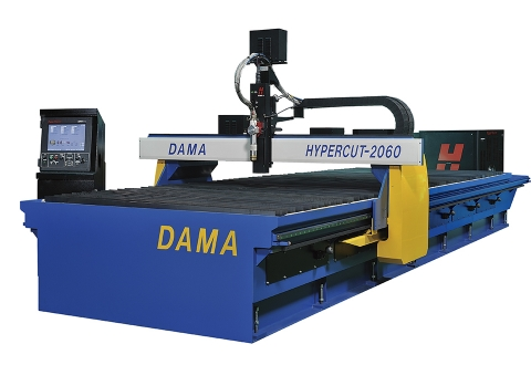 MÁY CẮT PLASMA CNC HYPERCUT TABLE SERIES