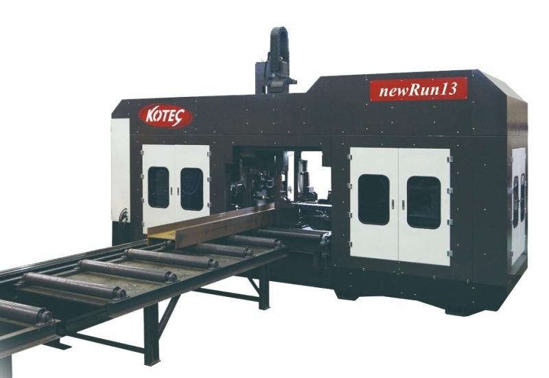 Máy khoan dầm H NewRun 13 Kotec Hàn Quốc