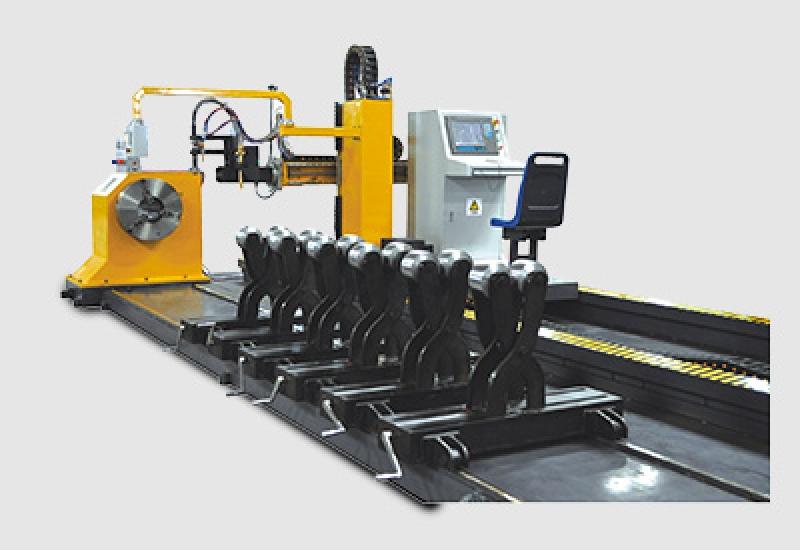 Máy cắt ống CNC. – HGPIPEⅣ