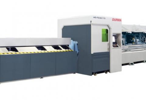 Máy cắt ống Laser Durma