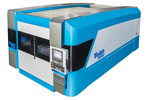 Máy cắt Laser CNC FL2000/3000 Tailift